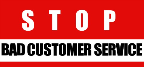 Stop Bad Customer Service