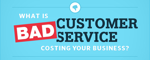 Bad Customer Service Banner