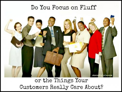 Things Your Customers Care About