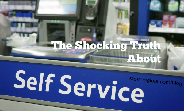 Shocking Truth About Self Service