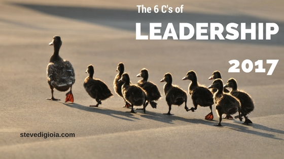 The 6 C's of Leadership