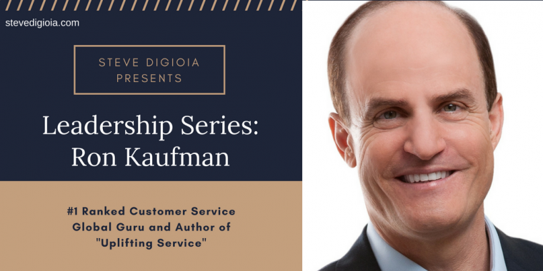 Leadership Series: Ron Kaufman