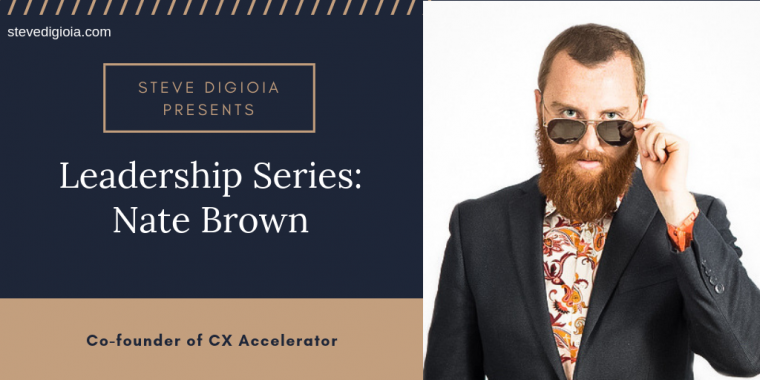 Leadership Series: Nate Brown