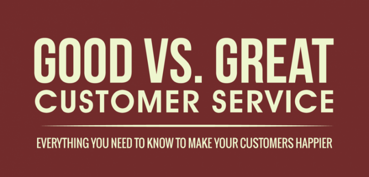 5 Things You Need to Know About Great Service