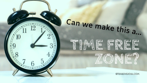 Make Your Job a Time Free Zone